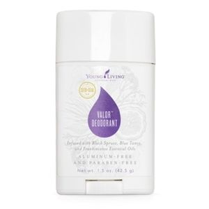 New Young Living Valor Deodorant